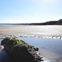 Filey Bay Beach | northolmefiley.com