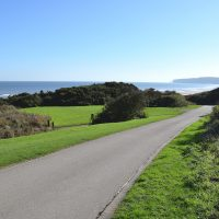 The Bay Filey Beach Access and Lake | northolmefiley.com