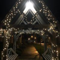The Bay Filey Christmas Lights | northolmefiley.com