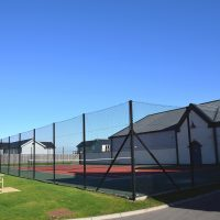 The Bay Filey Tennis Court | northolmefiley.com